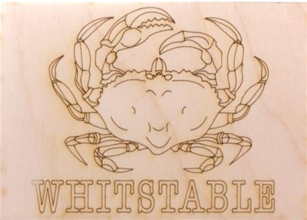 Whitstable Crab