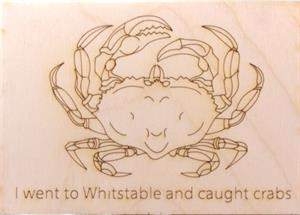 Caught Crabs in Whitstable